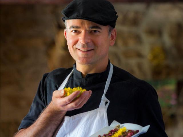 Hôtel Restaurant Les Gardettes, Stéphane Bertrand-Pélisson