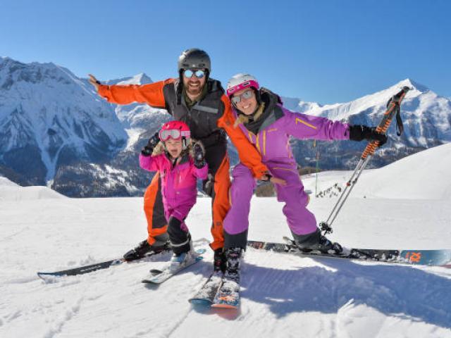 Enfants Orcieres Alpes G Baron