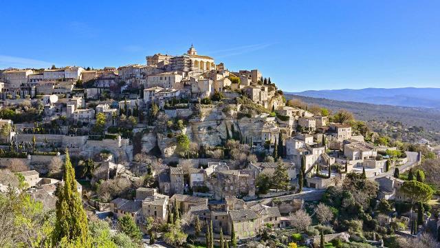 Gordes Luberon Provence Pmagoni