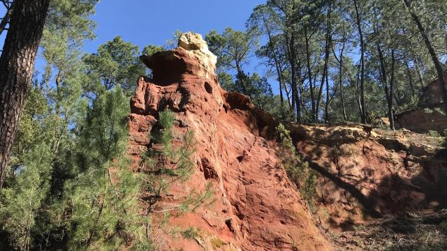 Ocres Roussillon Provence Cchillio