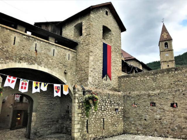 Patrimoine Colmars Alpes Asimon