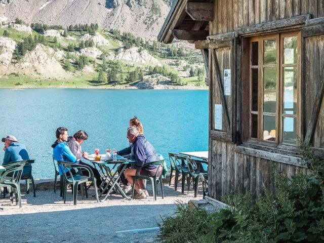 Refuge Lac Allos Ad04 Teddy Verneuil