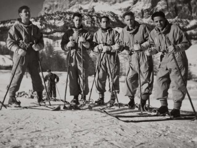 Ski Ancien Peira Cava Alpes Bipexels