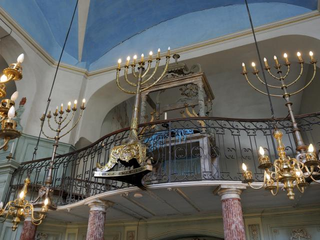 Synagogue of Carpentras, France