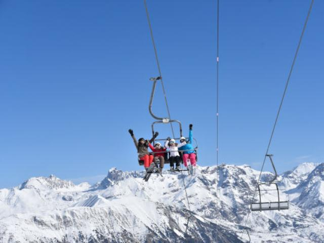 Telesiege Sainte Anne Alpes Mmolle