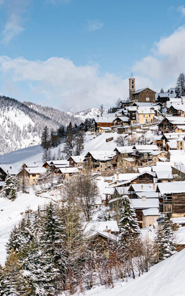 Village Saintveran Alpes Rvanrijn