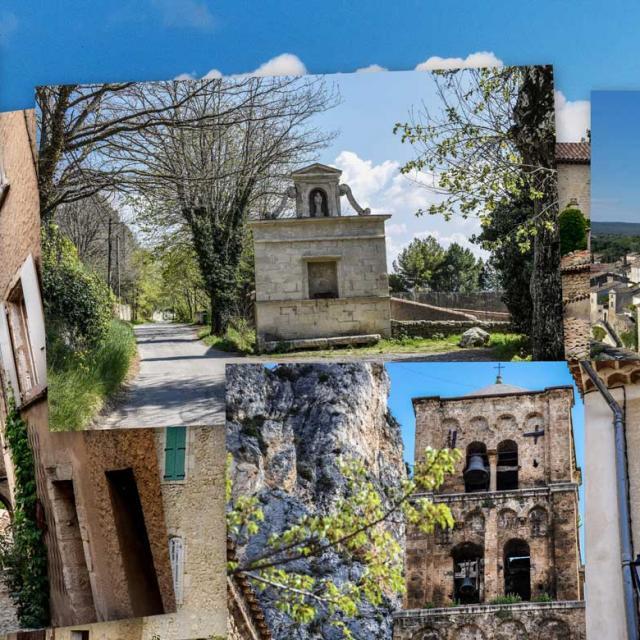 Villes Haute Provence