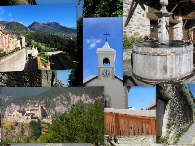 Villes Hautes Alpes