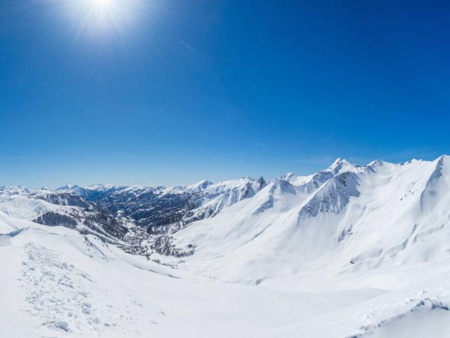 Alpes-de-Haute-Provence (04) Val d'Allos, La Foux d'Allos // France, Alpes-de-Haute-Provence (04) Val d'Allos, La Foux d'Allos