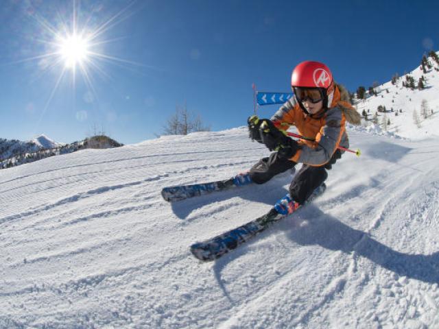 Bordercross Station Ski Montclar Alpes Michelboutin