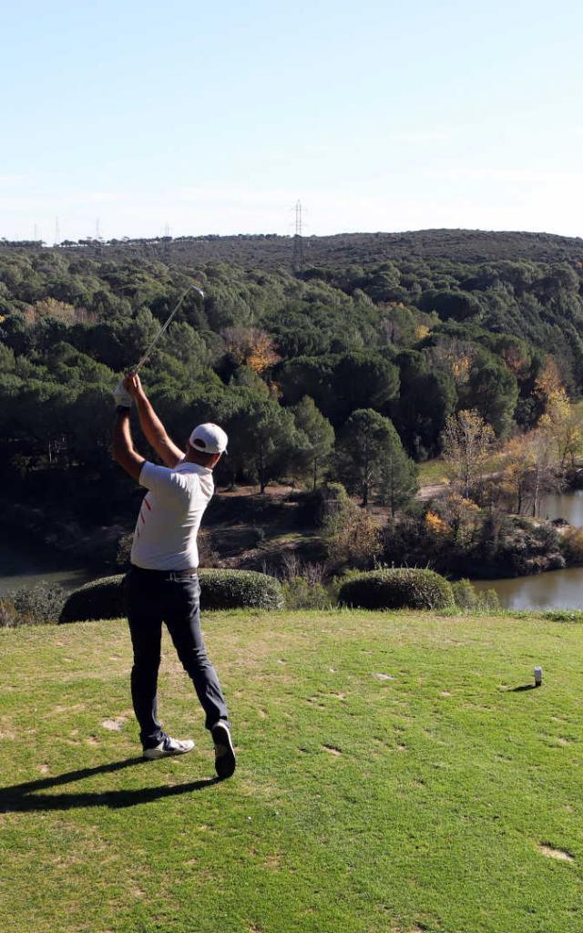 Golf Hiver Saint Endreol Var Thonnorat