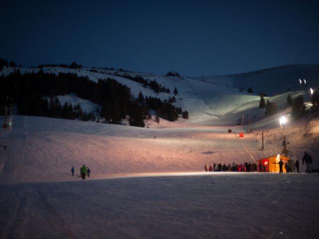 Pistedenuit Station Chabanon Alpes Ad04mir