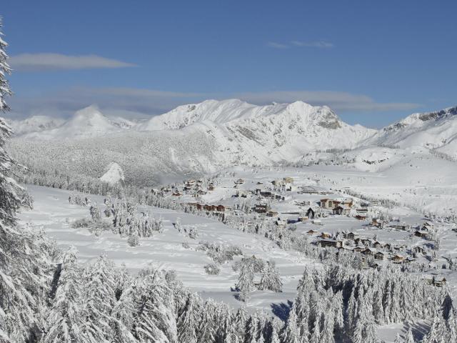 Station Village Valberg Alpes