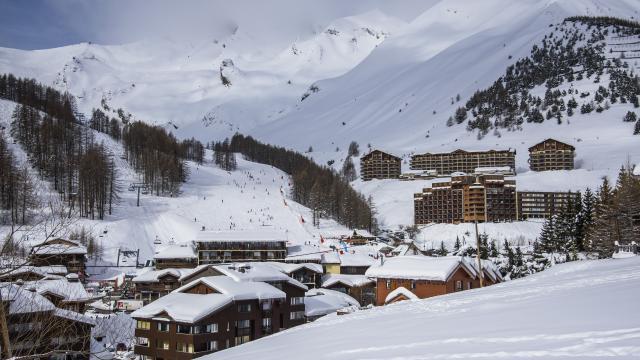 Station Val d'Allos Activités Insolites Neige
