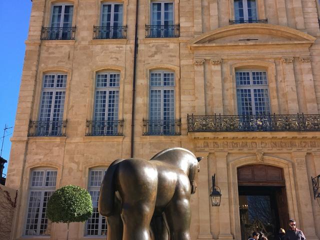 Découverte de l'art au Centre Caumont à Aix-en-Provence