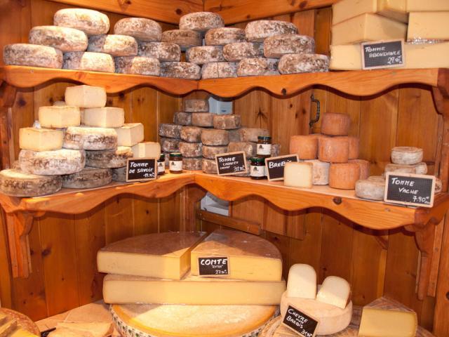 Fromages typiques de Montagne - Alpes du Sud