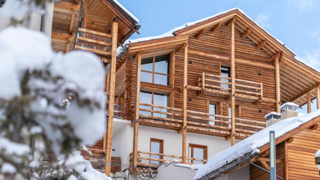Hotel Alta Paya Hebergement dans les Alpes en hiver