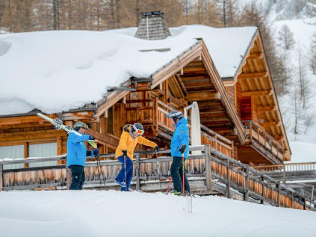 Isola2000 Ski Ride Otmetropolitainnicecotedazur