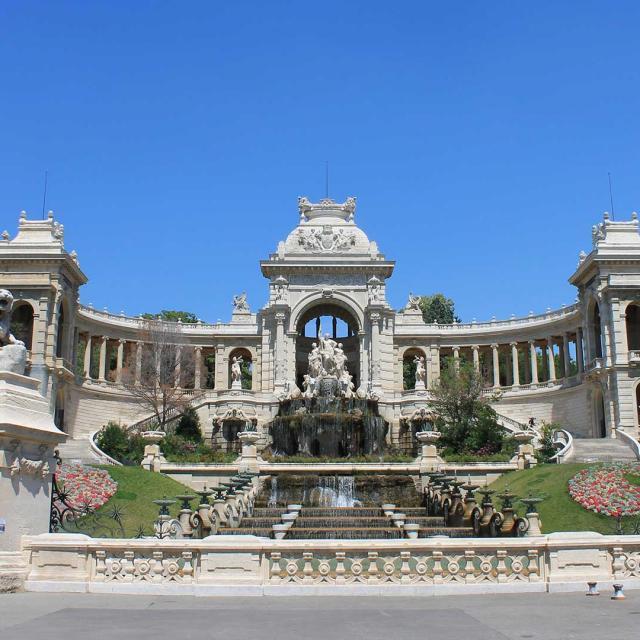 Palais Longchamp Marseille C.marchand