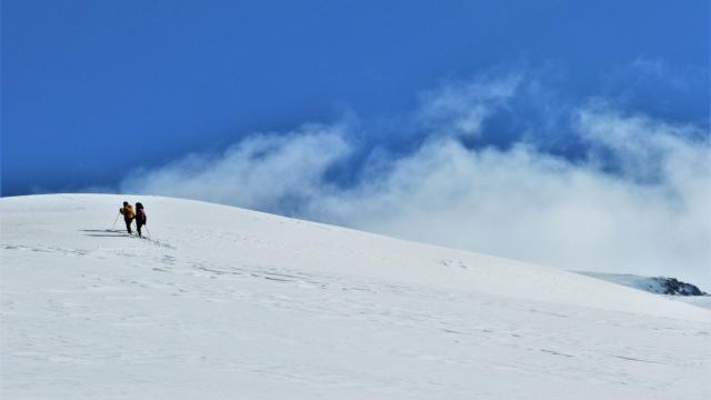 Randonnee Raquettes Neige Hautes-Alpes Saint-Véran