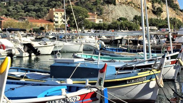 Randonneecalanques Marseille Portcassis Mdiduca