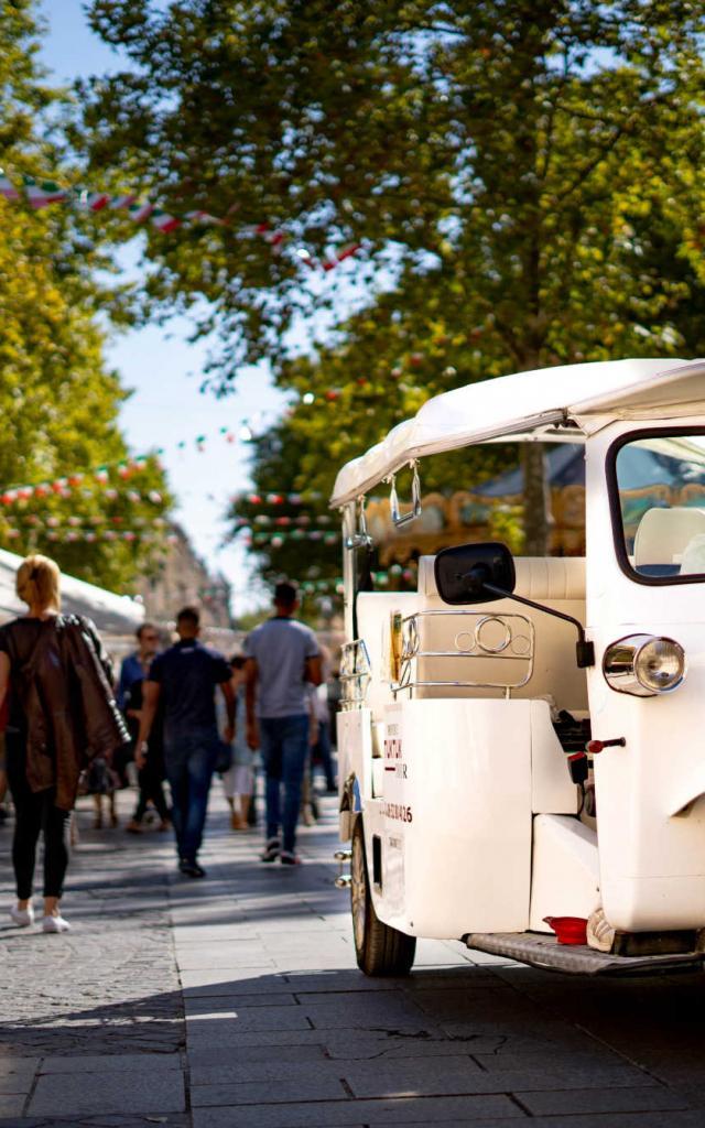 Street Food Avignon Provence