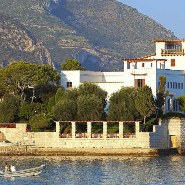 Villa Kerylos Beaulieu Cmoirenc Crt Caf