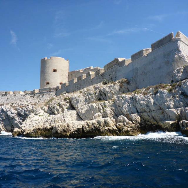 Chateau D If Marseille Provence Honoreaurelie