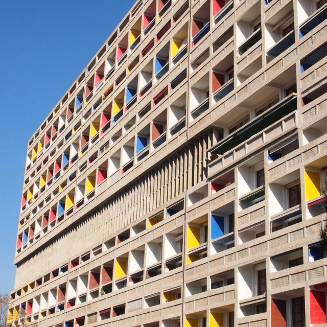 Cité Radieuse Marseille Unesco