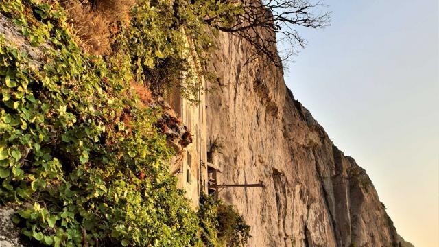 Grottesaintebaume Saintemariemadeleine Jauray