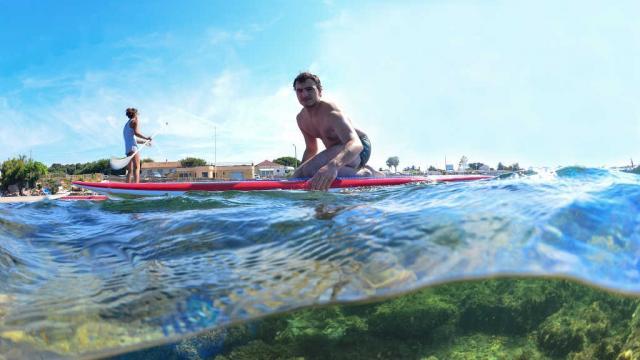 Paddle Olbia Pnportcros Declicbleumediterranee Yvalton