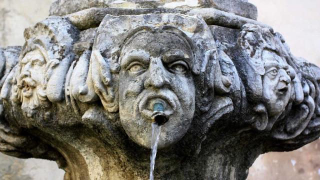 Pernes Les Fontaines Ventoux Ahocquel