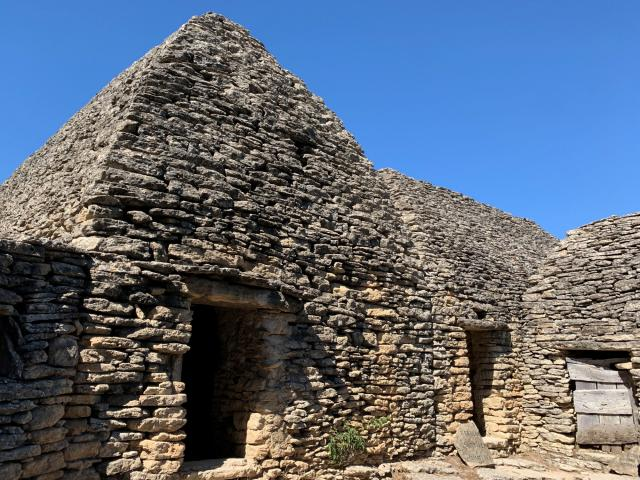 Village des Bories à Gordes dans le Vaucluse