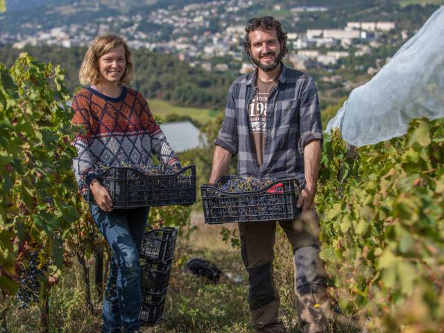 Angela et Maxime - Hautes-Alpes