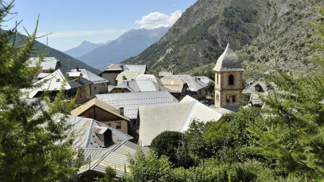 Crevoux Alpes Ete As25968311