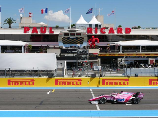 Grand Prix France Formule1 Le Castellet