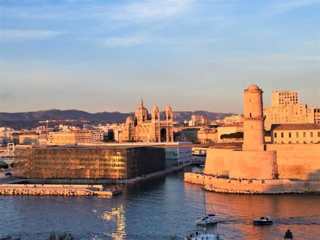 Marseille Vieux Port Paca
