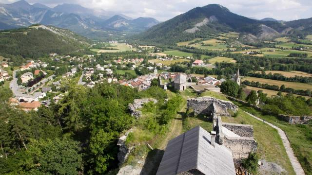 Seyne-les-Alpes