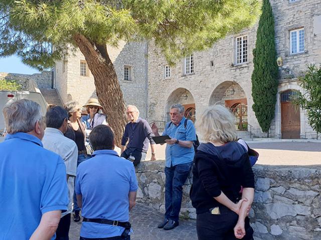 Visite Guidee Le Castellet