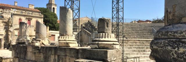 Amphiteatre Arles Asalor