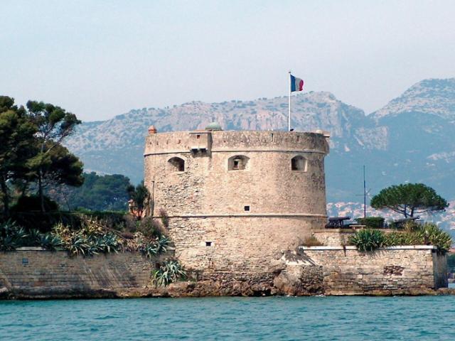 Fort Balaguier - Rade de Toulon