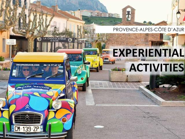 Experiential Activities Couv
