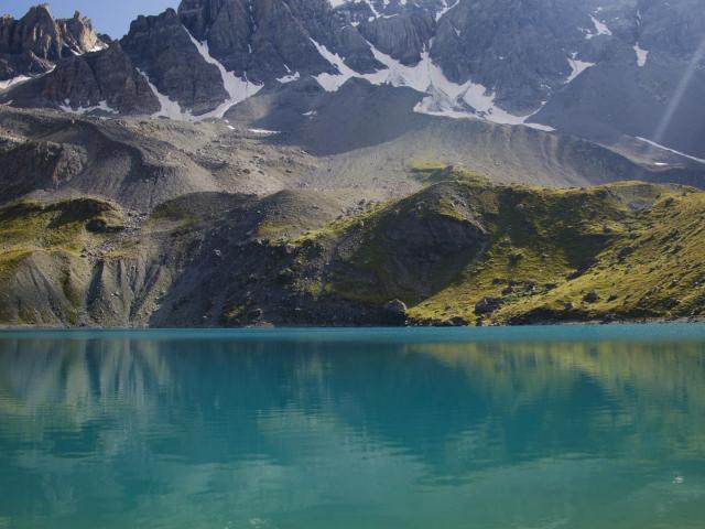 Lac Sainte-Anne - Parc naturel régional du Queyras