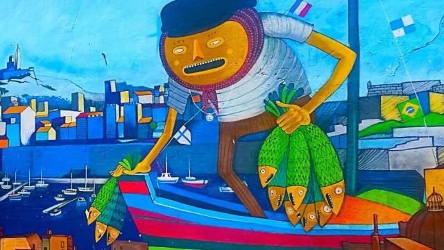 Marseille Street Art