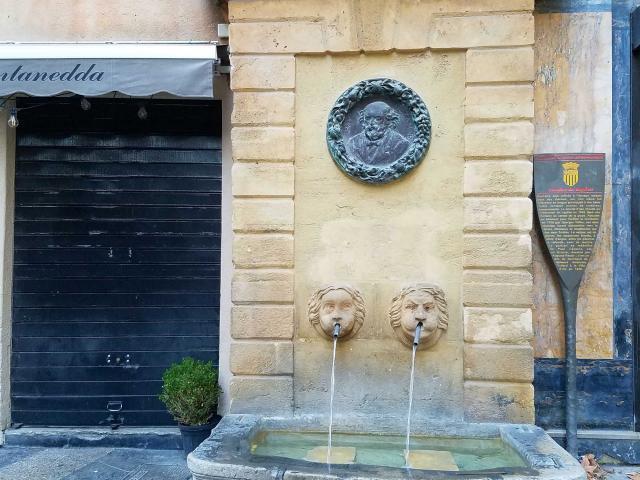 Portrait De Cezanne Aix En Provence