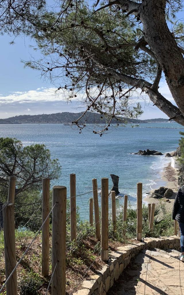Sentier Des Douaniers Toulon