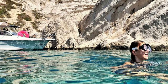 Snorkeling à Marseille