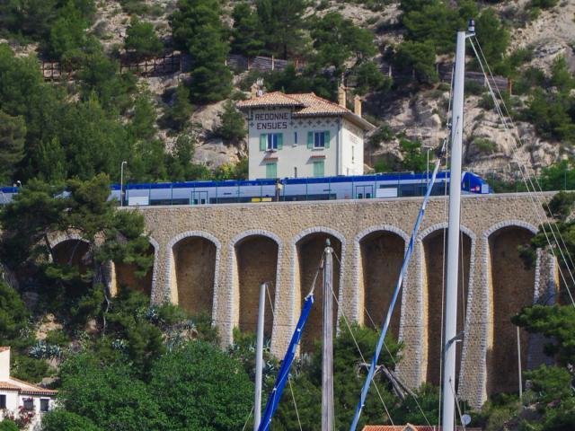 Train de la Côte Bleue
