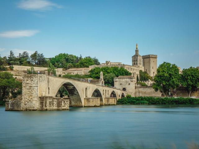 Avignon Bridge And Cathedral © Valentin Pacaut The Explorers