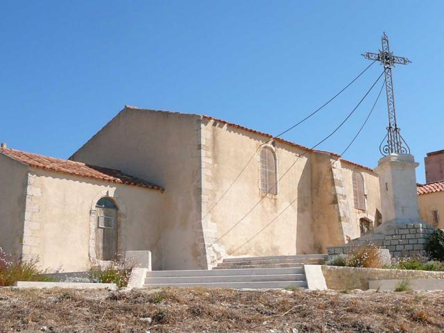 Chapelle Notre Dame Des Marins
